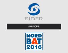 SIDER expose au salon NORDBAT à Lille