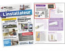 Septembre 2017 > Le magazine L'Installateur