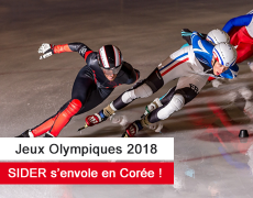 SIDER s'envole aux Jeux Olympiques 2018